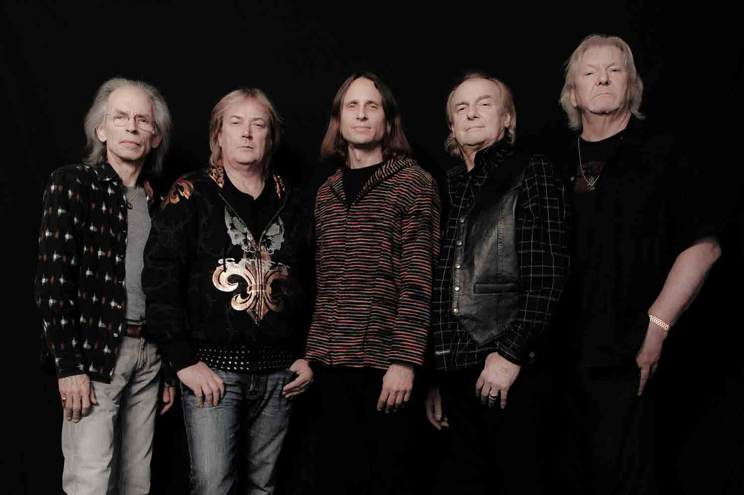 YES Announces Co-Headline Tour with Toto