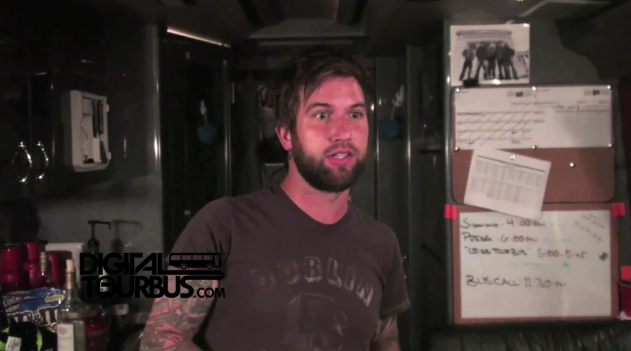 Every Time I Die – BUS INVADERS Ep. 187 (Warped Edition)