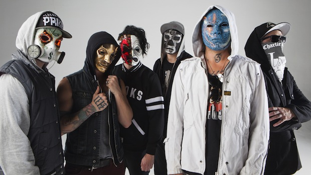"""Hollywood Undead's """"Day of the Dead Album Release Tour"""" – GALLERY"""