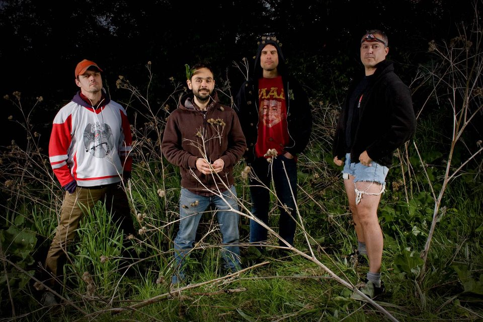 "Propagandhi Announces ""Failed States West Coast Tour"""