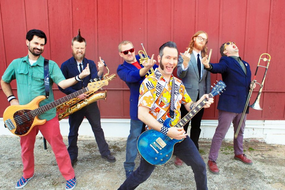 Reel Big Fish Announce Summer North American Tour
