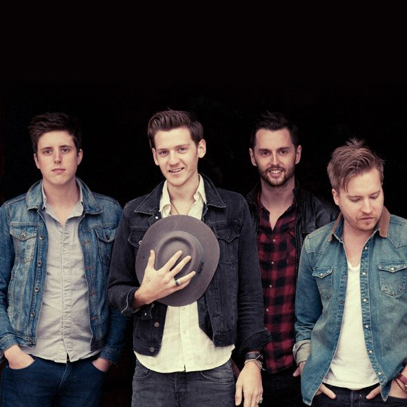 A Rocket to the Moon's Summer Tour Will Be Their Last