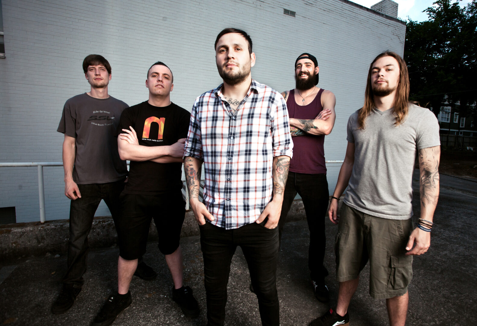 After The Burial Announce Fall European Tour