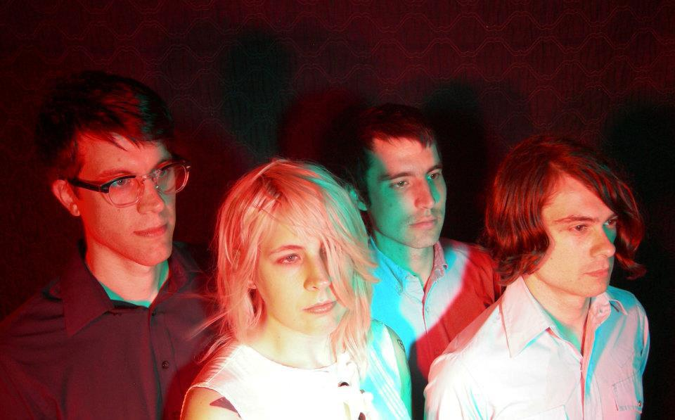 Bleeding Rainbow Announce Tour With A Place To Bury Strangers