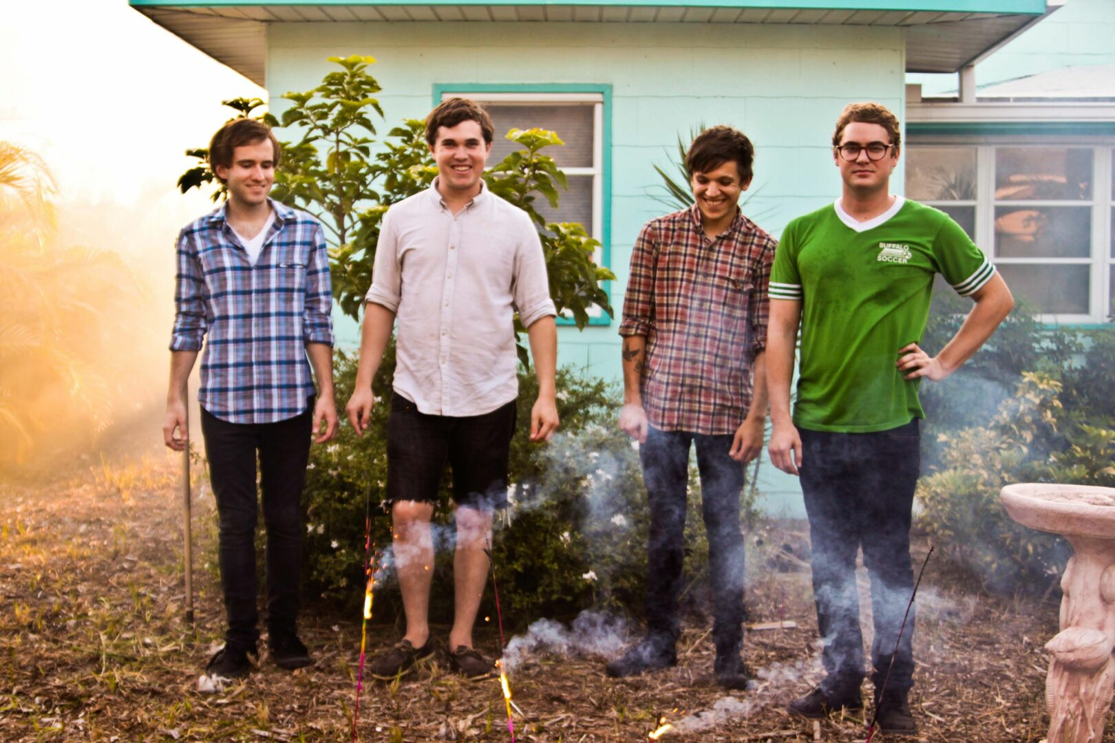 Surfer Blood Announces Dates Supporting Supporting Foals
