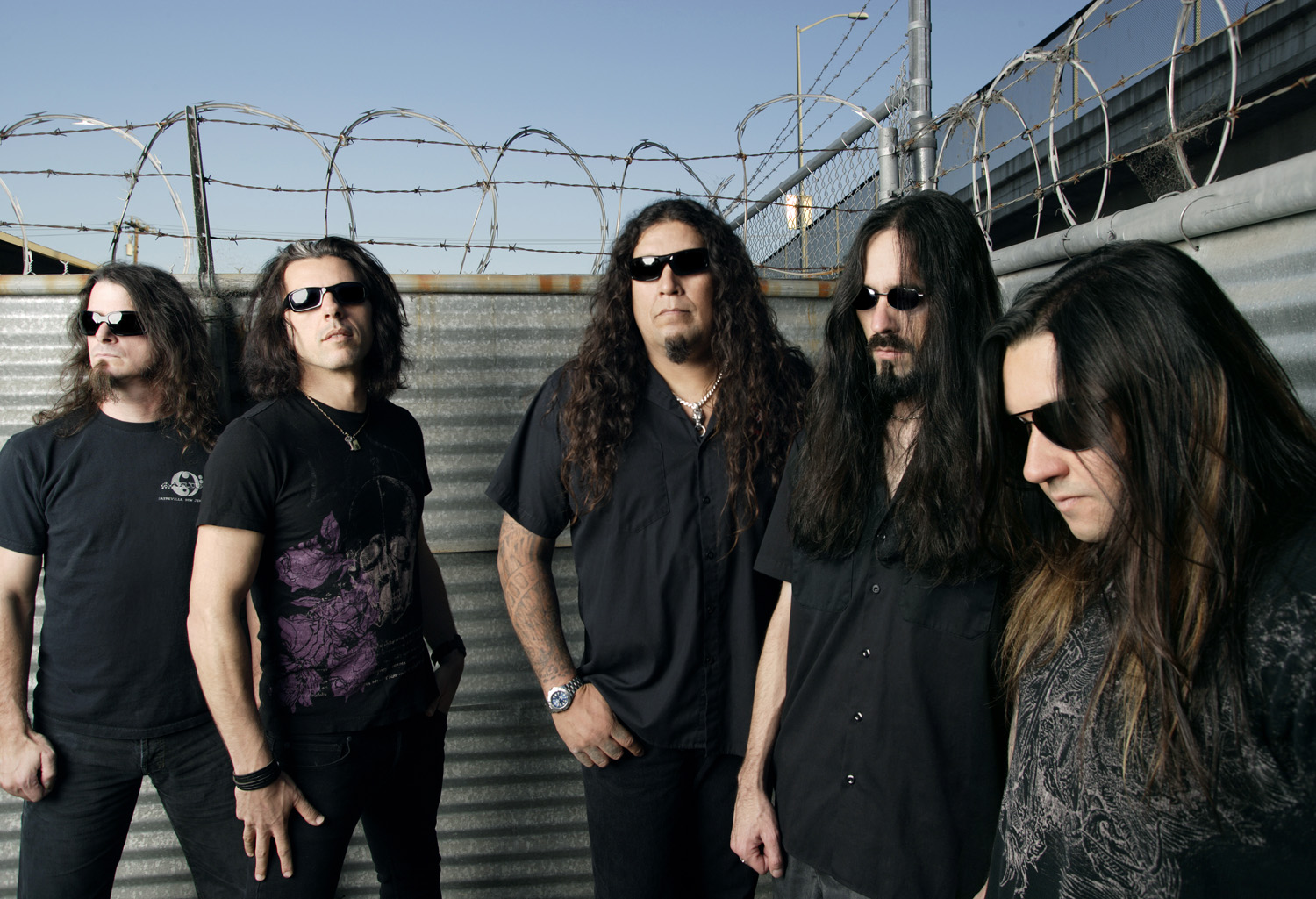Testament / Shadows Fall / Bleed From Within European Tour