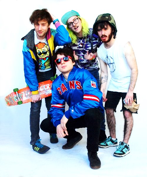Anamanaguchi Extends North American Tour