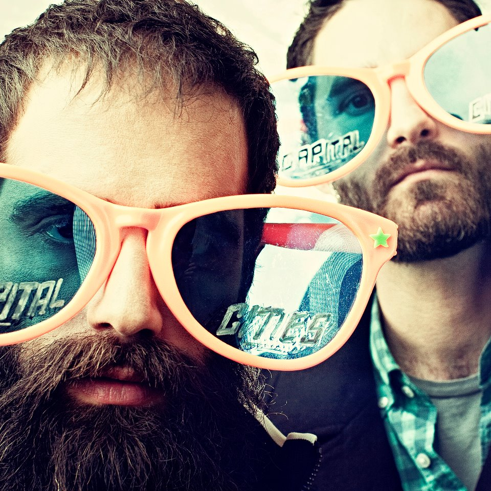 "Capital Cities Announce ""Campus Consciousness Tour"""