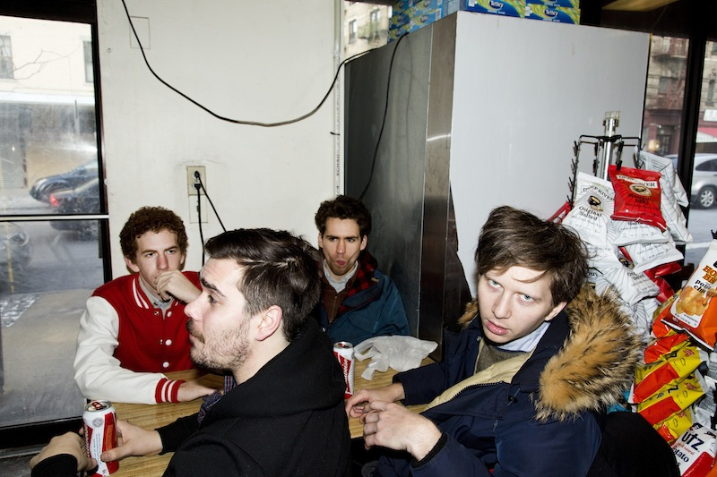 Parquet Courts Announce Spring Tour