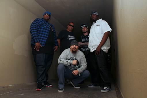 Suicidal Tendencies Announces the Slam City Tour