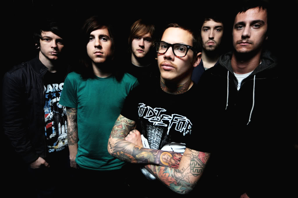 "The Devil Wears Prada to Headline ""Take Action Tour 2014"""
