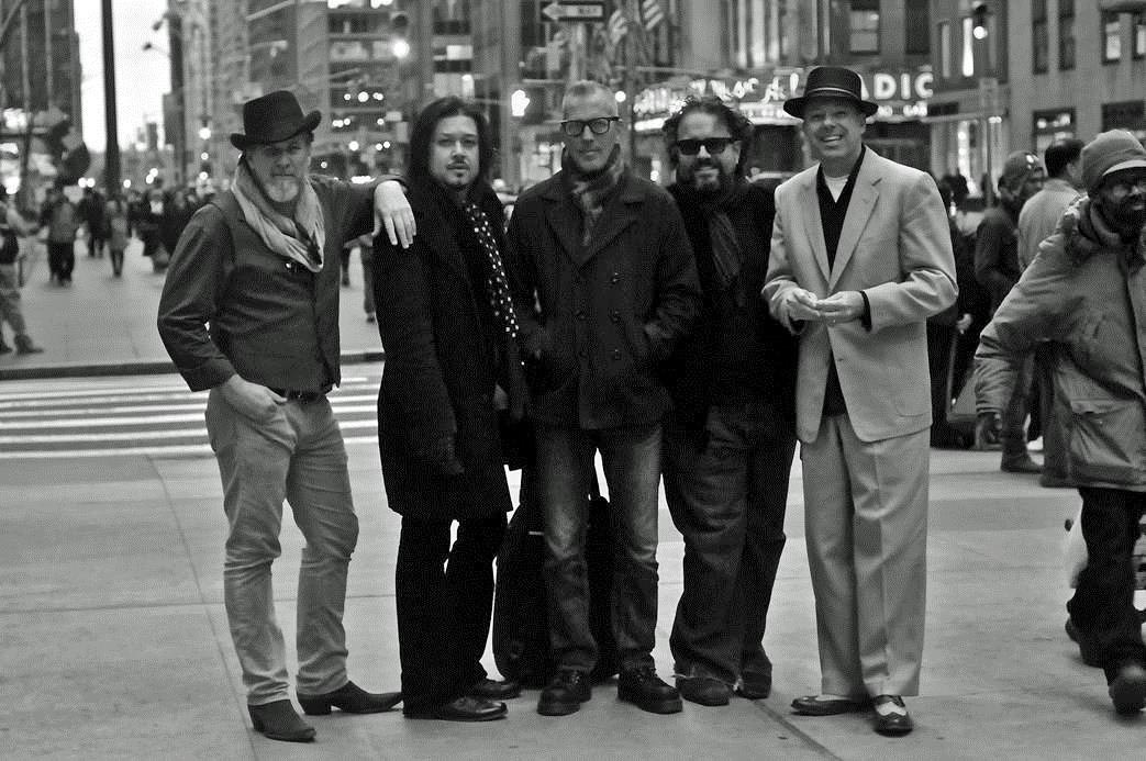"The Mavericks Announce the ""Mono Mundo Tour 2015"""