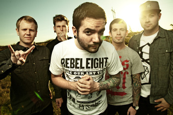 """A Day To Remember Add Motionless In White to """"Parks & Devastation Tour"""""""