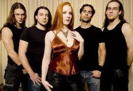 "Epica Announces ""The European Enigma Tour"" With Dragonforce"