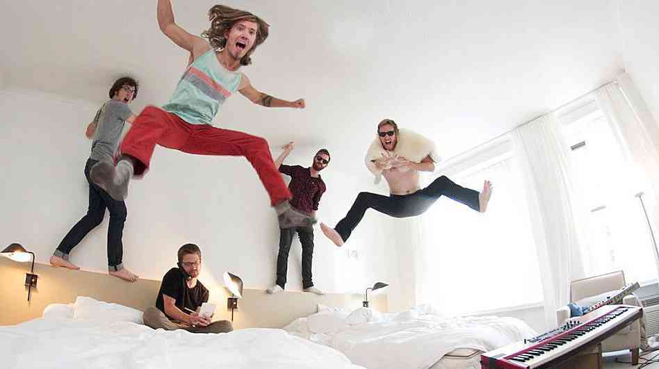 Moon Taxi Adds Dates to Fall Tour