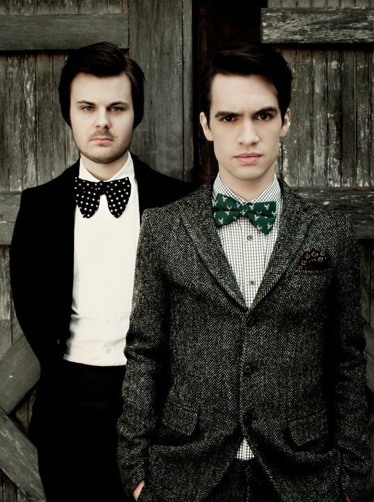 Panic! At The Disco Added As Support For Fall Out Boy's Arena Tour