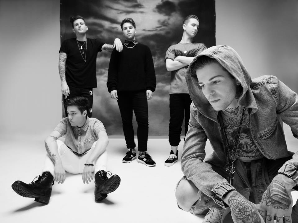 The Neighbourhood's 2014 Summer North American Tour – GALLERY