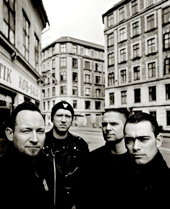 Rock Allegiance Tour 2013 feat. Volbeat Announces 2nd Round of Dates