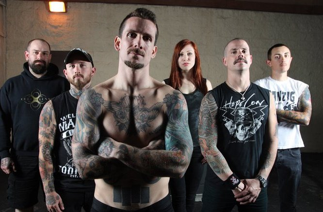 Bleeding Through Announces Farewell U.S. Tour