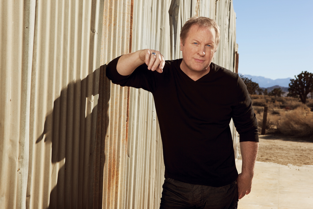 """Collin Raye Announces the """"That's My Story Tour"""""""