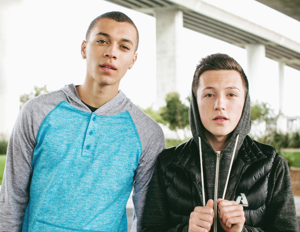 """Kalin and Myles Announce """"The Dedication Tour"""""""