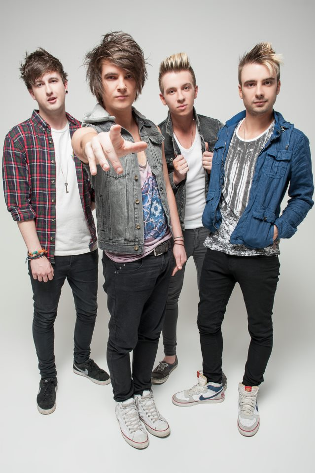 "Room 94 Announce ""The Dirty Dancing Tour"""