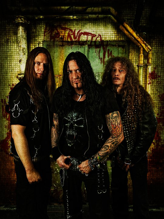 Destruction Adds Dates to 30th Year Anniversary Tour