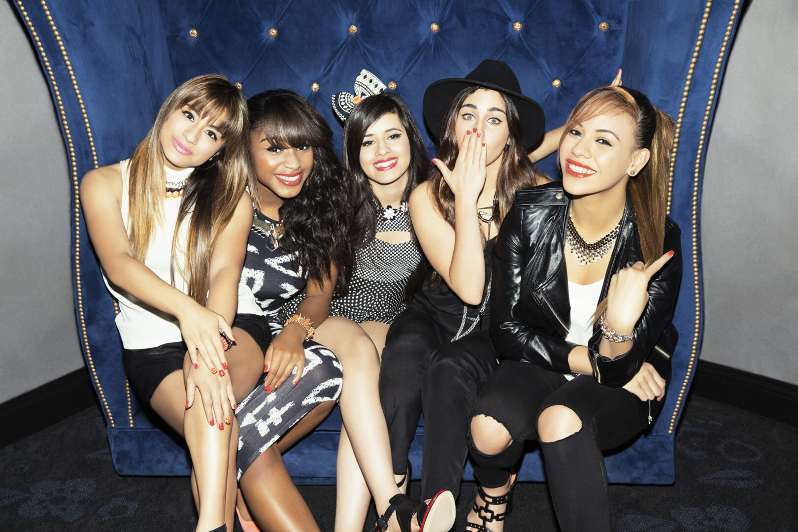 "Fifth Harmony Announce ""Fifth Times A Charm Tour"""