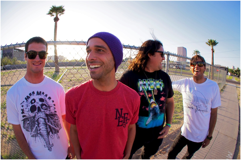 "Iration Announce the ""Hotting Up Tour"""