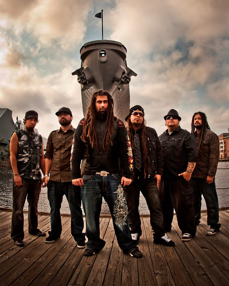 "Ill Nino Announces ""The Civil Unrest Tour"" With Kittie"