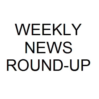 Weekly News Round-Up (5/3-5/9)