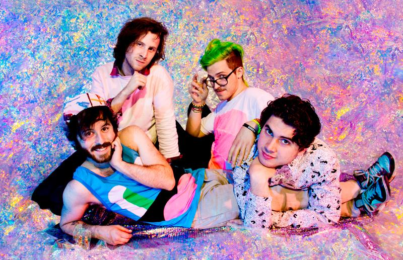 Anamanaguchi Announces Dates Supporting Dillon Francis