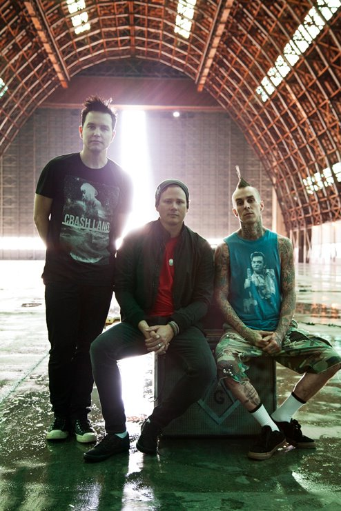 "Blink-182 Announces Dates for the ""Untitled Tour"""