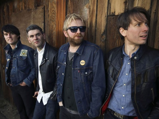 Franz Ferdinand's 2013 U.S. Tour – REVIEW
