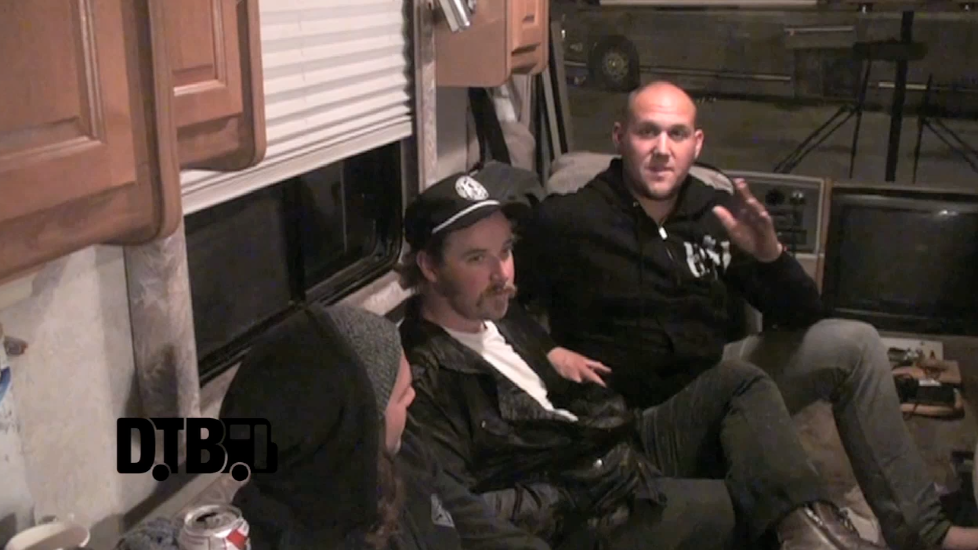 Hell or Highwater – CRAZY TOUR STORIES [VIDEO]