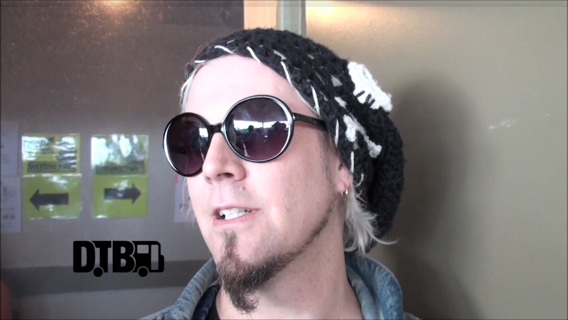 John 5 of Rob Zombie – TOUR TIPS [VIDEO]
