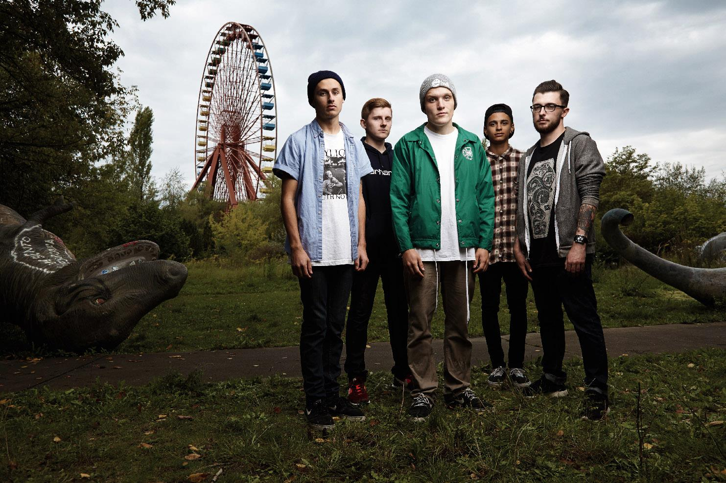 Neck Deep's 2014 North American Tour – REVIEW