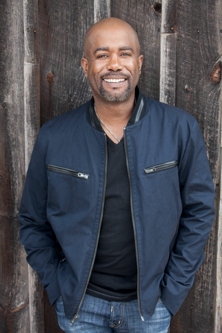 "Darius Rucker Reveals ""2014 True Believers Tour"""