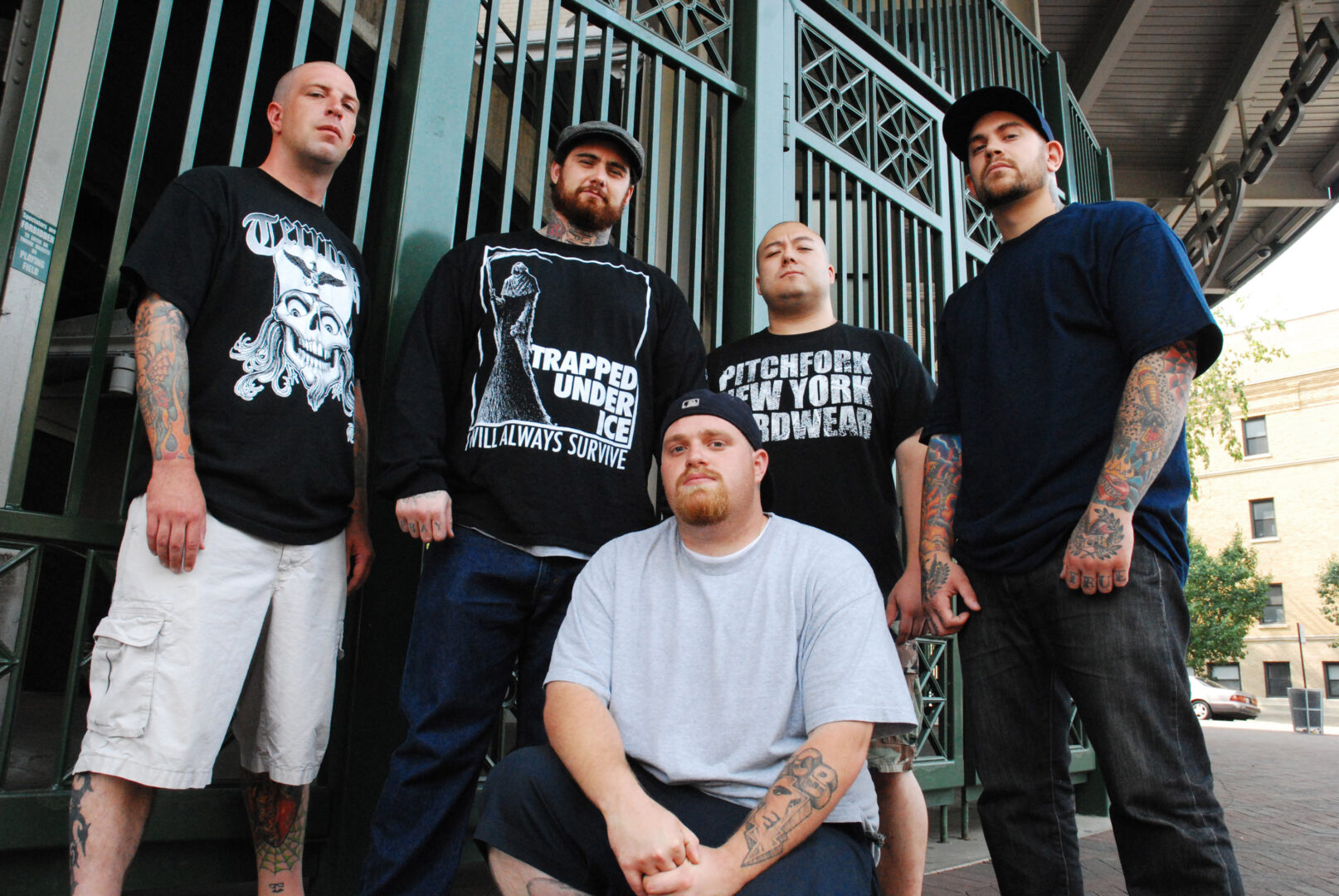 Death Before Dishonor Cancels Spring U.S. Tour