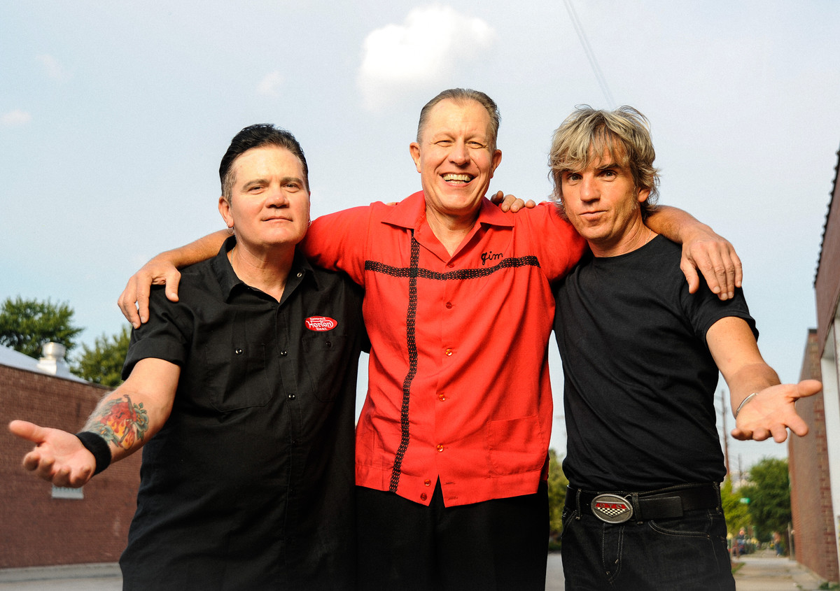 Reverend Horton Heat Add May and June Tour Dates