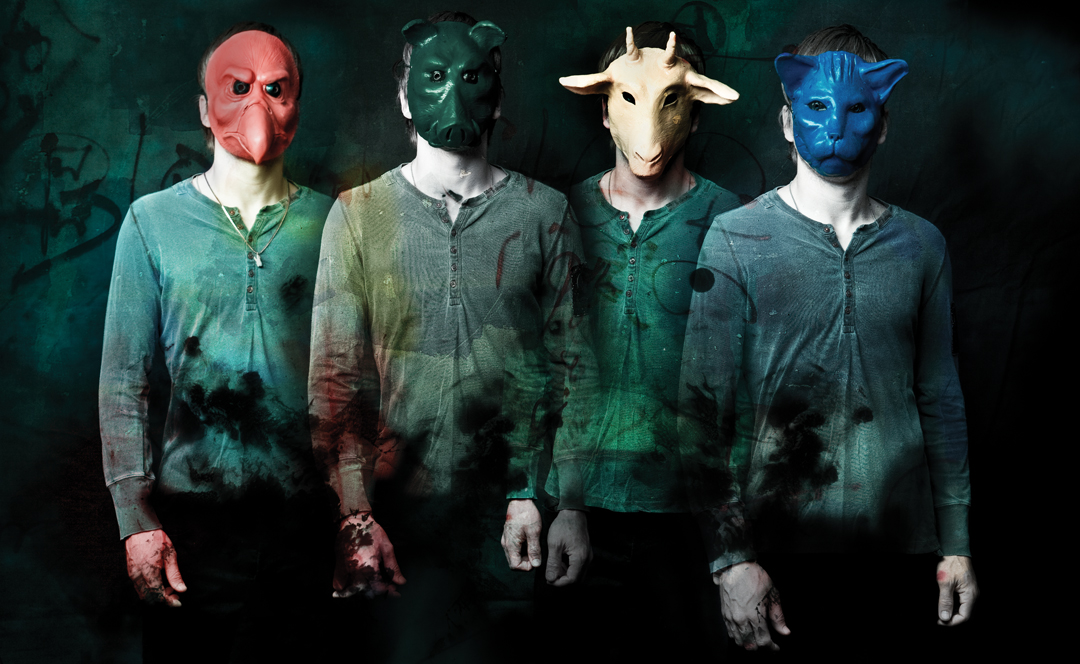 The Sound Of Animals Fighting Announce First Shows In Seven Years
