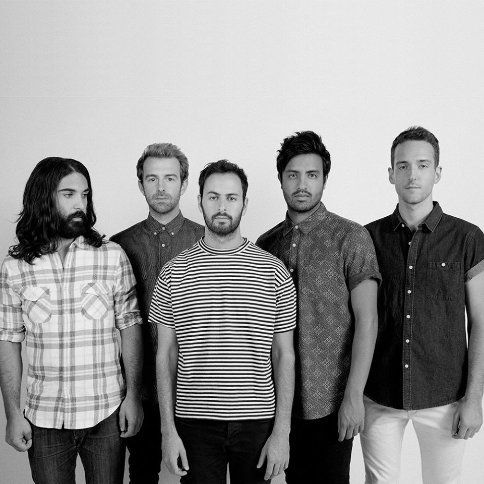 """Young The Giant Announce """"Mind Over Matter Tour"""""""