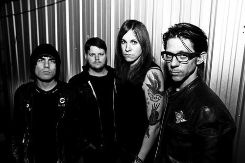 Against Me! Add Second Leg to North American Tour