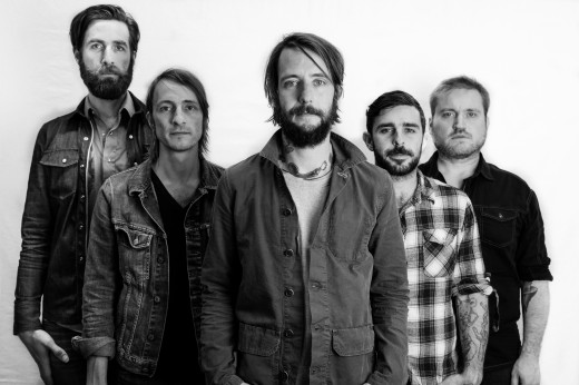 Band of Horses Announces North American Acoustic Tour