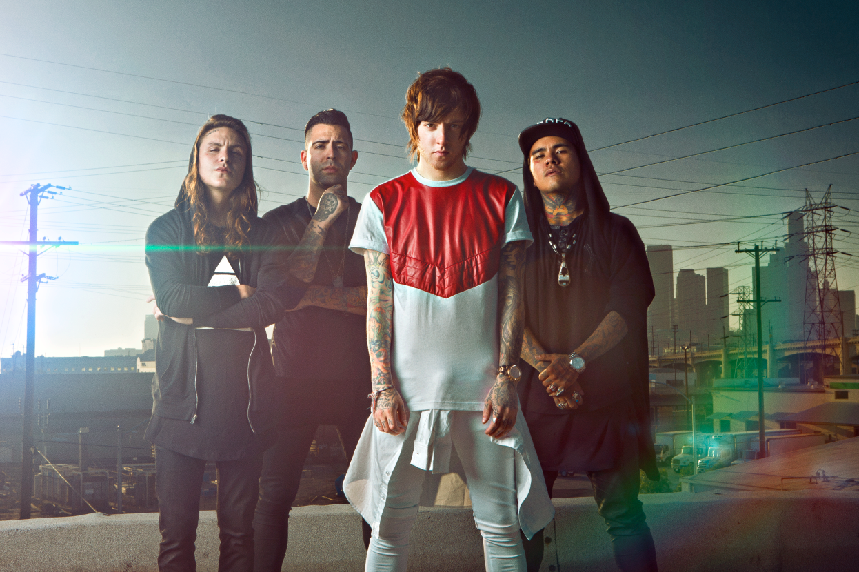 "Breathe Carolina Announces ""Anywhere But Home Tour"""