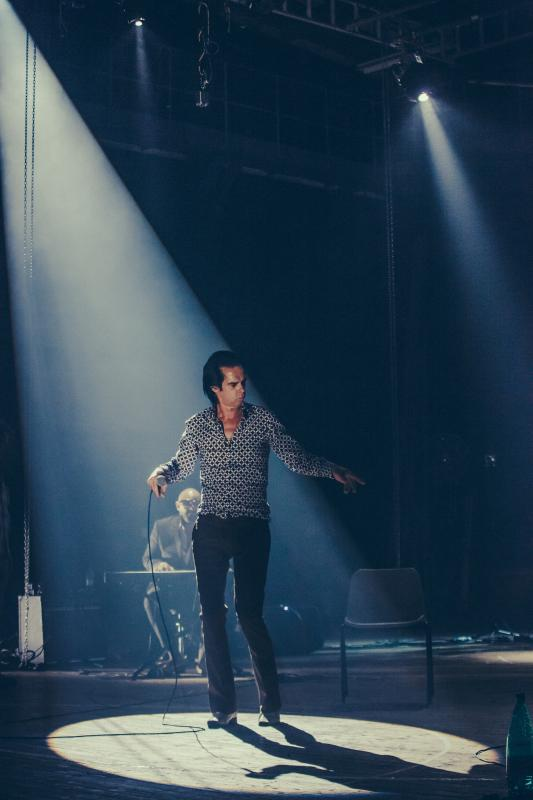 Nick Cave & The Bad Seeds Announce Summer 2014 North American Tour