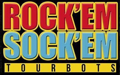 DTB Tour: Rock'em Sock'em Tourbots