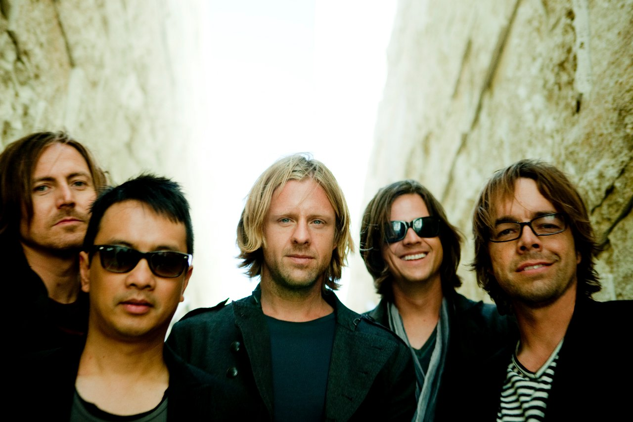 "Switchfoot Announces the Fall 2014 ""Fading West Tour"""