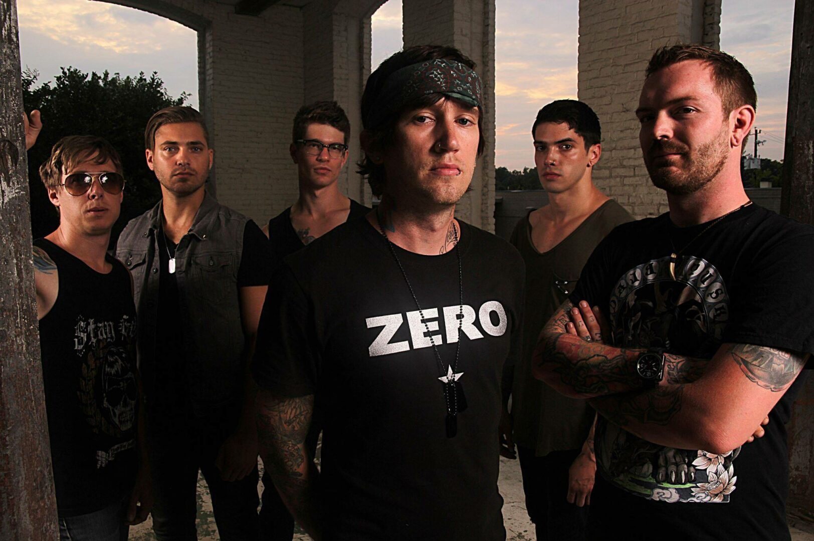 "Alesana Announces ""Chaos Is A Ladder Tour"""