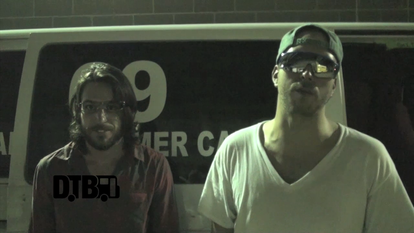 Maylene and the Sons of Disaster – CRAZY TOUR STORIES [VIDEO]